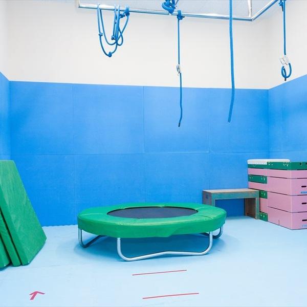 小児用リハ室もあります